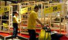 Auch imWirtschaftskrisenjahr verdiente Ikea prächtig und steigerte den Umsatz auf 21,5 Milliarden Euro. Nirgendwo sonst betreibt der Konzern so viele Filialen wie in Deutschland. An 45 Standorten erzielte der Konzern im vergangenen Jahr einen Umsatz von 3,34 Milliarden Euro. Foto: ddp