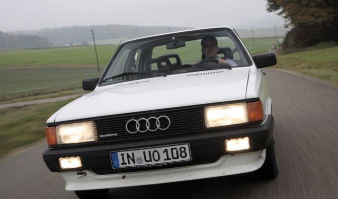 Audi 80 GTE Quattro (Foto)