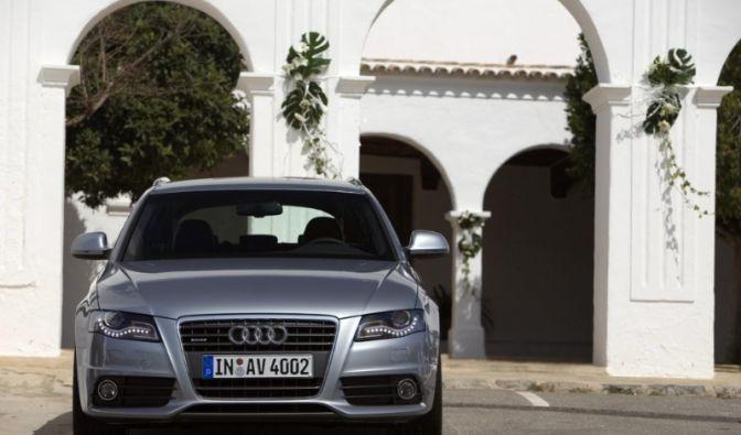 Audi A4 Avant (Foto)