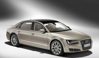 Audi A8 Langversion (Foto)