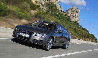 Audi A7 Sportback (Foto)