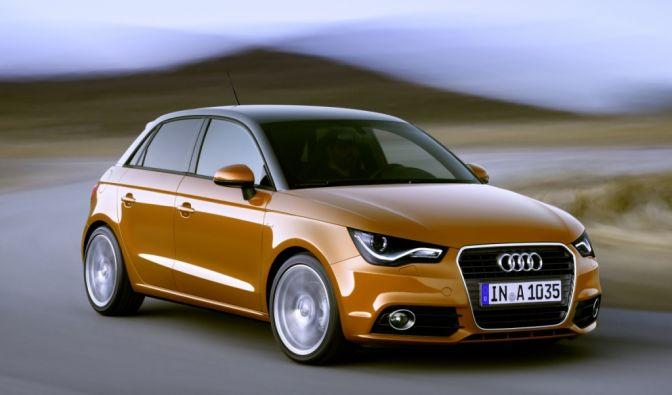 Audi A1 Sportback (Foto)