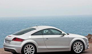 Audi frischt TT Roadster und Coupé auf (Foto)