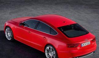 Audi tut was zum Geburtstag: Der A5 kommt als Sportback. A4 und Q5 bekommen neue Basismotoren. (Foto)