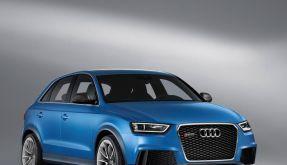Audi gibt Vorgeschmack auf Sportversion des Q3 (Foto)