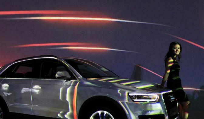 Audi legt noch einen Zahn zu (Foto)