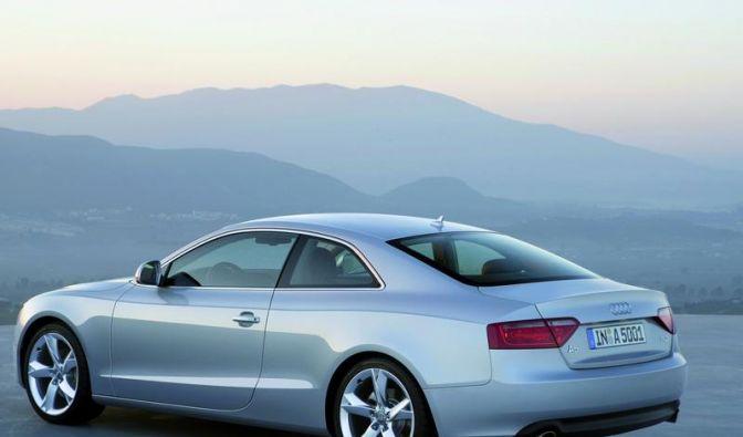 Audi mit Schokoladenseite - Der A5 als Gebrauchter (Foto)
