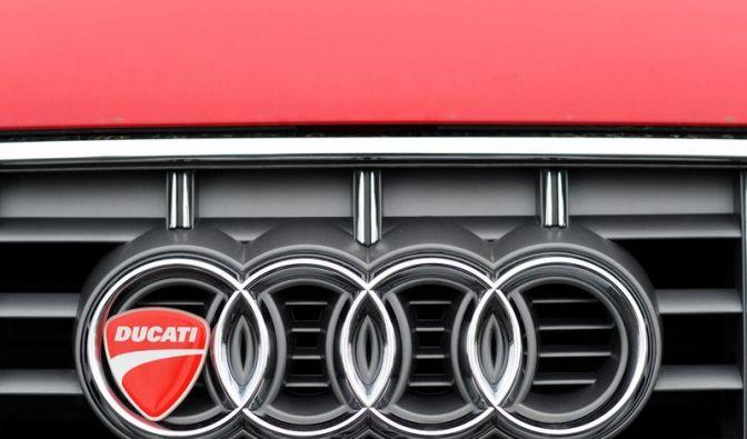 Audi prüft Kauf des Motorradherstellers Ducati (Foto)