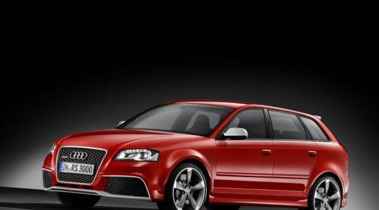 Audi RS 3 Sportback (Foto)