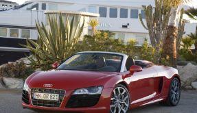 Audi Spyder (Foto)