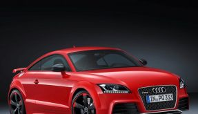 Audi TT RS Plus leistet 360 PS (Foto)