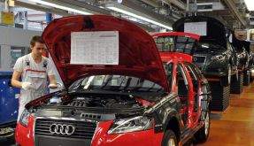 Audi verbucht bestes erstes Quartal (Foto)