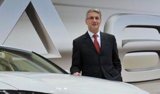 Audi verbucht Rekorde und warnt vor Euphorie (Foto)