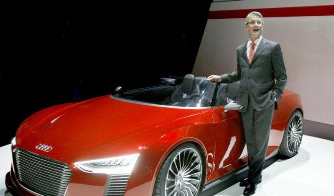 Audi zeigt vernetztes Auto in Las Vegas (Foto)