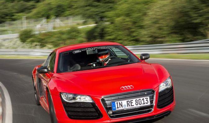 Audis Elektro-Supersportwagen kommt zum Jahreswechsel (Foto)