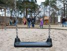 Auf so einem ähnlichen Spielplatz wurde das erst 7 Jahre alte Mädchen missbraucht. (Foto)