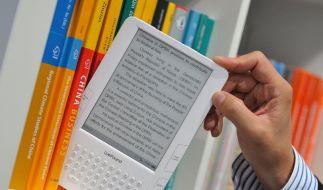 Auf der Buchmesse soll der digitale Funke sprühen (Foto)