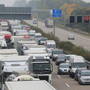 Unfälle ohne Ende! Auf diesen Autobahnen geht nichts mehr (Foto)