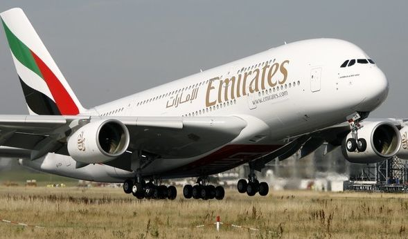 Auf einem Emirates-Flug nach München ist am Dienstag (10.10.2017) ein siebenjähriges Mädchen verstorben. (Foto)