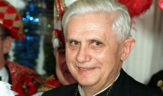 Auf diesem Foto war er 62 Jahre: der damalige Kardinal Joseph Ratzinger im Jahr 1989. (Foto)
