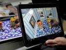 Auf der weltweit größten Branchenmesse in Barcelona werden neue Smartphones und Tablets vorgestellt, die eine Branche nach der anderen revolutionieren. (Foto)