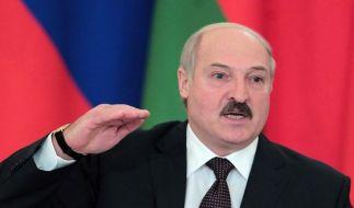 Auf rechtsstaatliche Reformen wartet Weißrussland vergebens. Präsident Lukaschenko regiert mit harter Hand. (Foto)