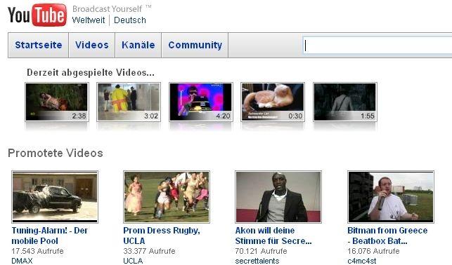 Auf youtube.com ist ein neues Drohvideo aufgetaucht (Foto)