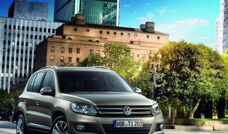 Aufgefrischter VW Tiguan kostet ab 24 175 Euro (Foto)