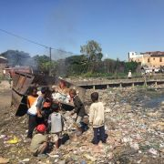Aufgrund der miserablen Lebensbedingungen kommt es in Madagaskar immer wieder zum Ausbruch der Pest. (Foto)