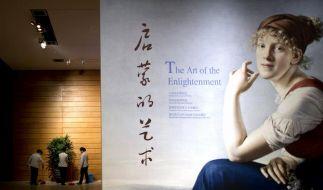 Aufklärungsausstellung in China ein «Flop» (Foto)