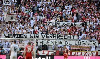 Aufstand der Wut-Fans (Foto)