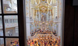 Auftakt für Dresdner Musikfestspiele (Foto)