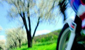 Aufwärmtraining für Biker (Foto)