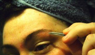 Augenbraue (Foto)
