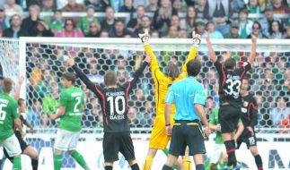 Augsburg feiert 1:1 gegen Werder als Sieg der Moral (Foto)