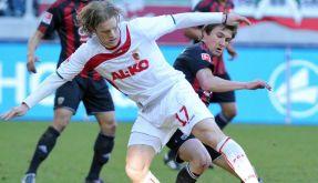 Augsburg hält Kurs - 2:0 im Derby gegen Ingolstadt (Foto)