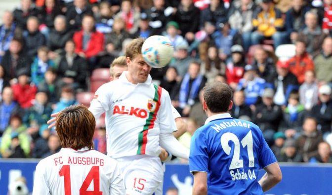 Augsburg punktet - Luhukay: «Einfach großartig» (Foto)