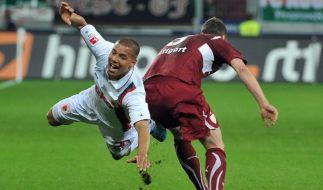 Augsburger stecken trotz Niederlage nicht auf (Foto)