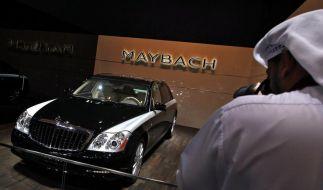 Aus für Daimler-Luxusmarke Maybach (Foto)