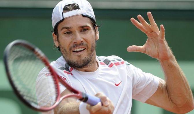 Aus für Daviscup-Doppel Haas/Waske in Halle (Foto)
