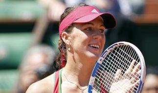 Aus für Russin Swonarewa bei French Open (Foto)
