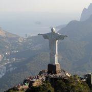 Aus der Luft eröffnen sich ganz neue Blickwinkel auf Rio de Janeiro.