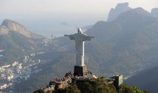Aus der Luft eröffnen sich ganz neue Blickwinkel auf Rio de Janeiro. (Foto)