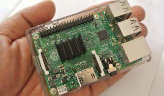 Ausführungen wie der Raspberry Pi 2 Model B bieten die Leistung eines Heim-Computers schon für unter 35 Euro. (Foto)