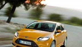 Auslieferung des Ford Focus ST beginnt im August (Foto)