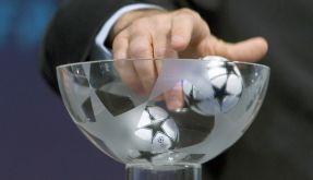 Auslosung in der Champions League (Foto)