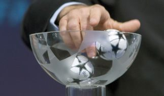 Auslosung in der Champions League (Foto)
