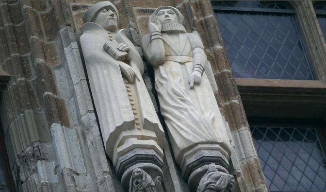 Ausschuss der Stadt Köln verurteilt Hexenprozesse (Foto)