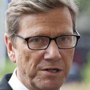Außenminister Westerwelle warnt vor Griechenlöand-Mobbing.