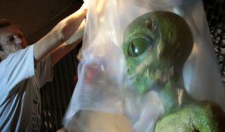 Außerirdische (Foto)